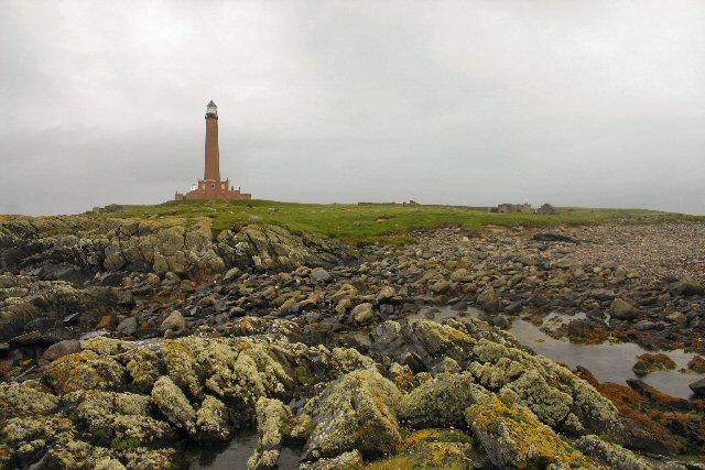 Monach lighthouse, Shillay