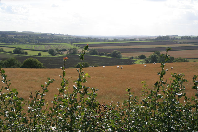 The Welland Valley near Barrowden