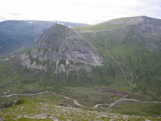 Devil's Point from Carn a' Mhaim