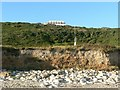 SW5827 : Former Lesceave Cliff Hotel, Praa Sands by Rich Tea
