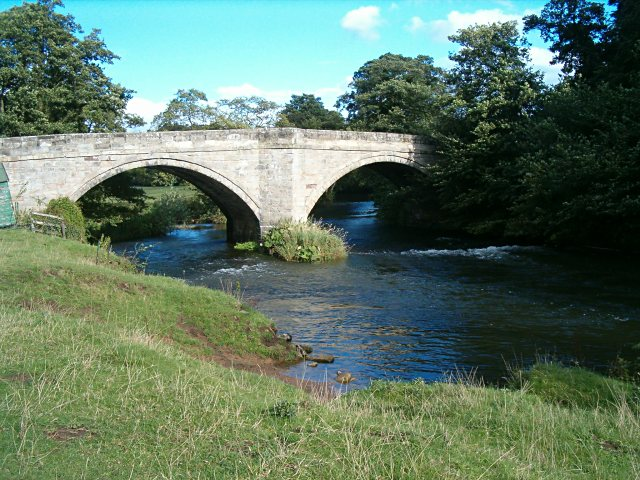 Bridge on the River Dove