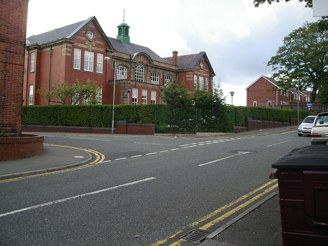 """South Block"", Cowley Hill Lane"