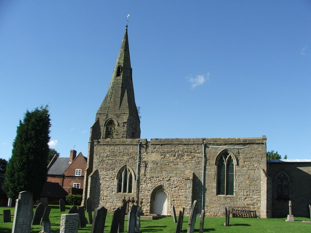 St Michael & All Angels church Diseworth