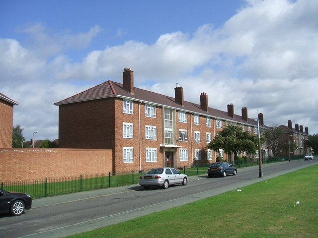 Council Housing - Long Knowle Estate