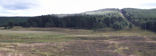 Docharn Woods and moorland