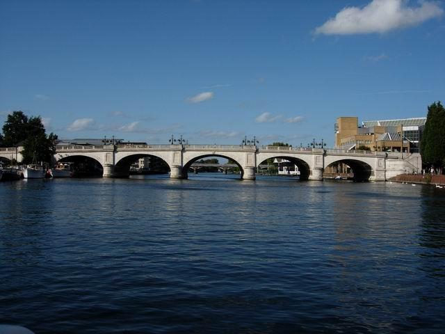 Kingston Bridge 169 Hugh Venables Geograph Britain And