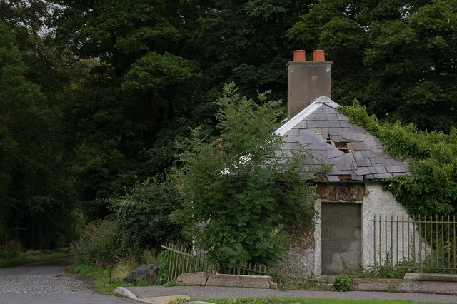Former gatelodge at Brookfield, Banbridge
