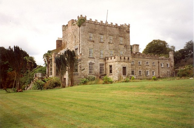 Huntington Castle, Clonegal, Co, Carlow
