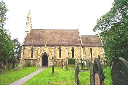 Askern, St Peter's Church