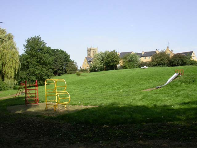 Public Gardens, Moulton