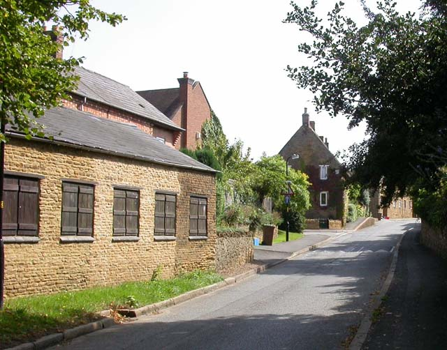 Chater Street, Moulton