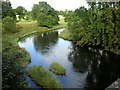 NS5997 : River Forth From Cardross Bridge by Iain Thompson