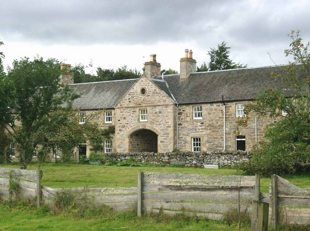 Coul House Hotel Contin