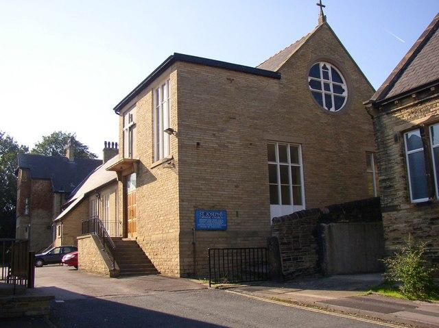 St Joseph's RC Church, Martin Street, Brighouse