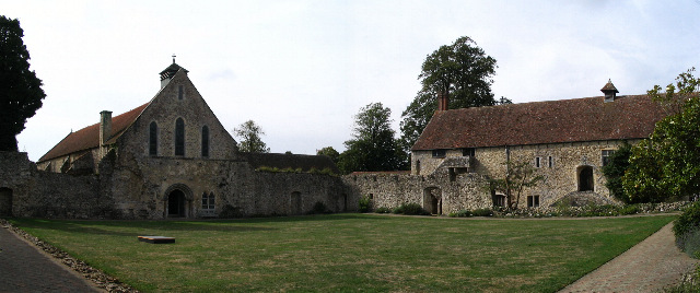 Refectory and Domus, Beaulieu Abbey