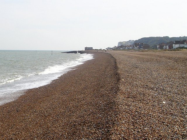 Approaching Kingsdown