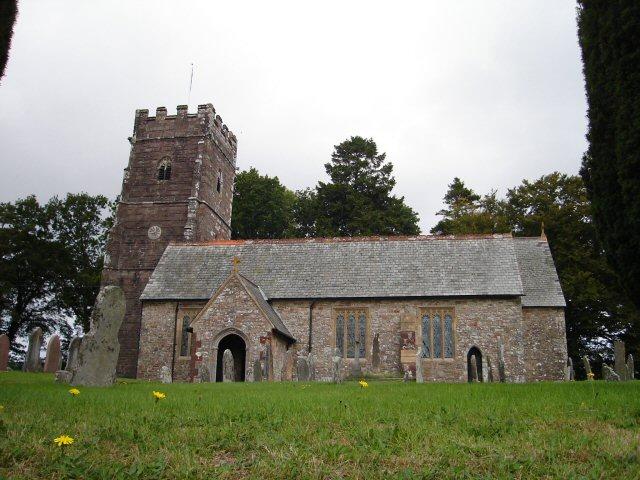 St Mary Magdalene. Exford