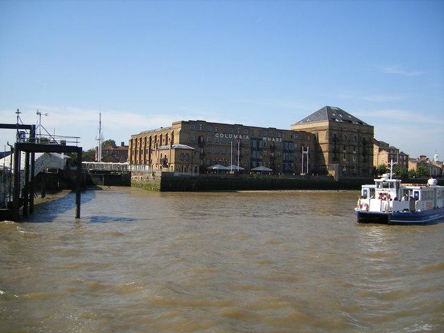 Columbia Wharf