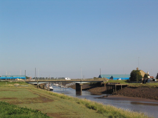 Fosdyke Bridge