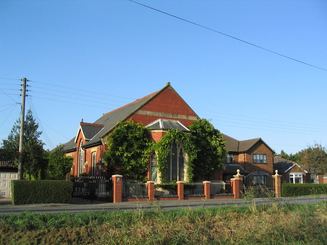 Primitive Methodist Church, Northgate