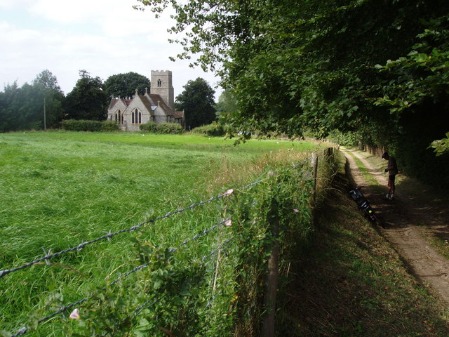 Thursford Church