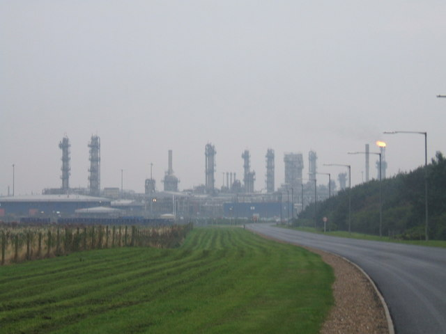 St Fergus Gas Terminal - North