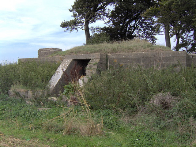 'Starfish' Decoy Control Bunker on Liddington Hill