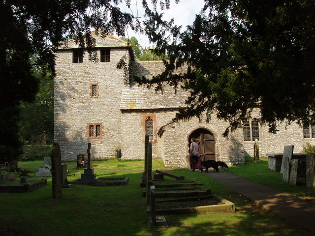 St Teilo's Church, Graban