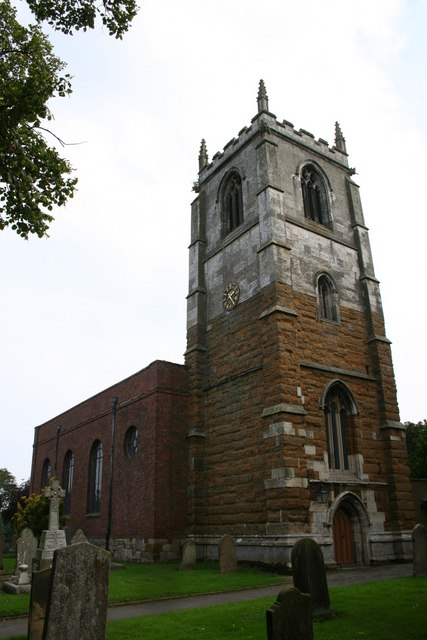St.Peter's church, Humberston