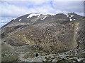 NN9896 : Ben Macdui from the north ridge of Carn a' Mhaim by Graham Ellis