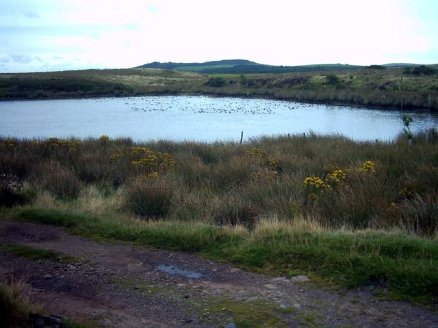 Loch More, Galdenoch Estate