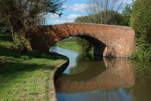 Canal Bridge nr Stenson