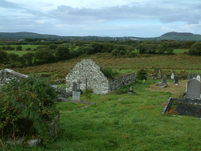 Kilgeever Abbey