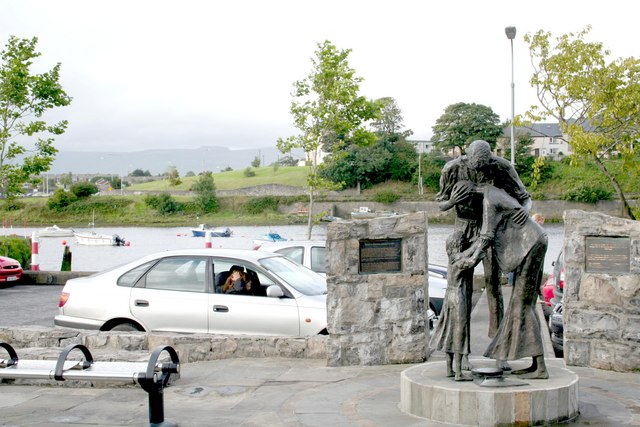 The Famine Family, Sligo