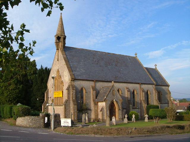 Church of St John, Tatworth