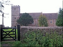 ST3293 : All Saints Church, Llanfrechfa by Jennifer Luther Thomas