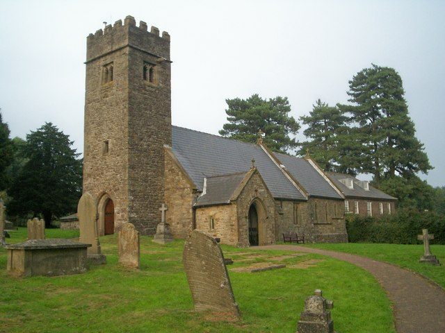 St Mary's Church, Panteg