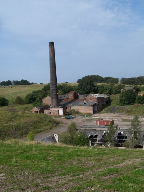 Craigend brick works