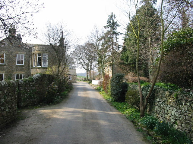 Black Hall, near Juniper