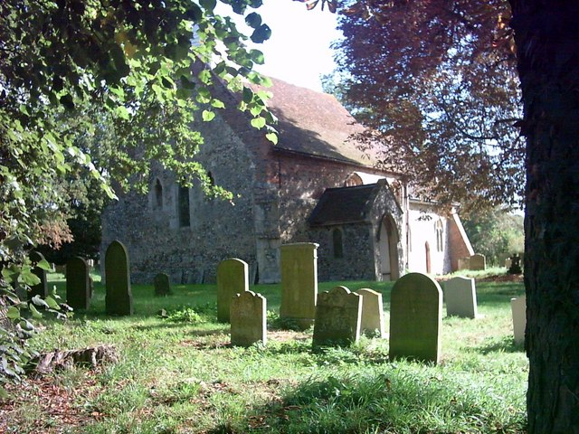 St.Margaret of Antioch Church Linstead Parva