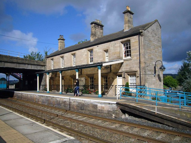 Old Station Building