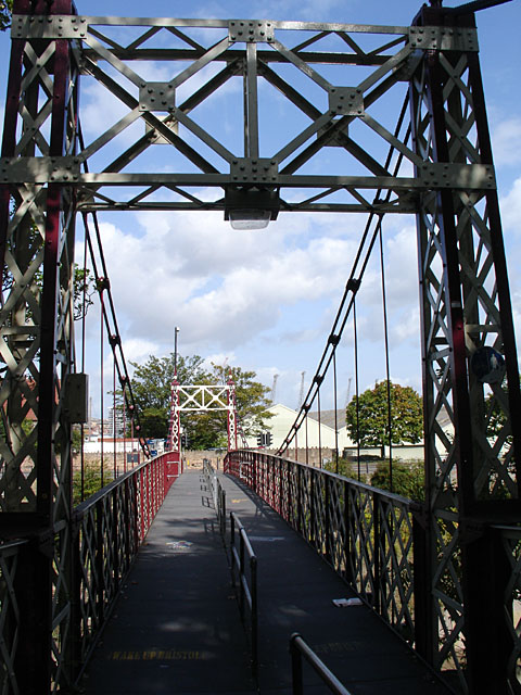 Gaol Ferry Bridge