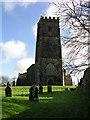 SN0402 : Carew Cheriton Church by Jeremy Owen