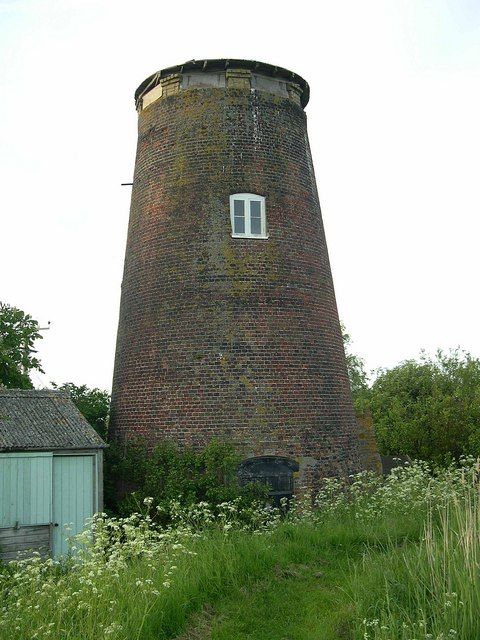 "Stokesby  ""Commission Mill"""