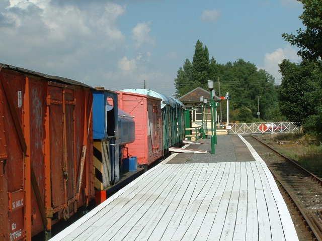 Eythorne Station