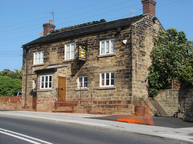 The Spread Eagle Pub, Wragby