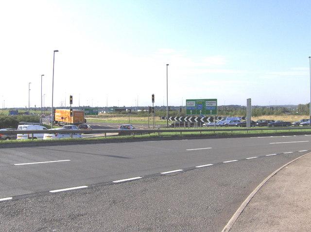 M42 Junction 9