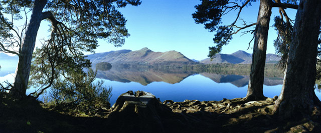 Derwent Water from Friars Crag