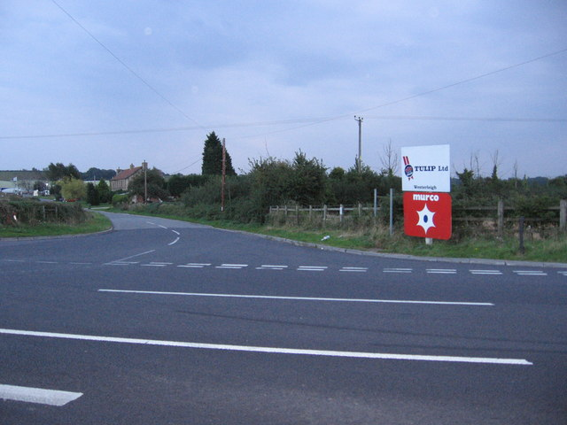 Entrance to the abattoir and Westerleigh Railhead