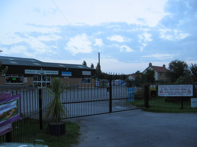 Oakley Green Nurseries